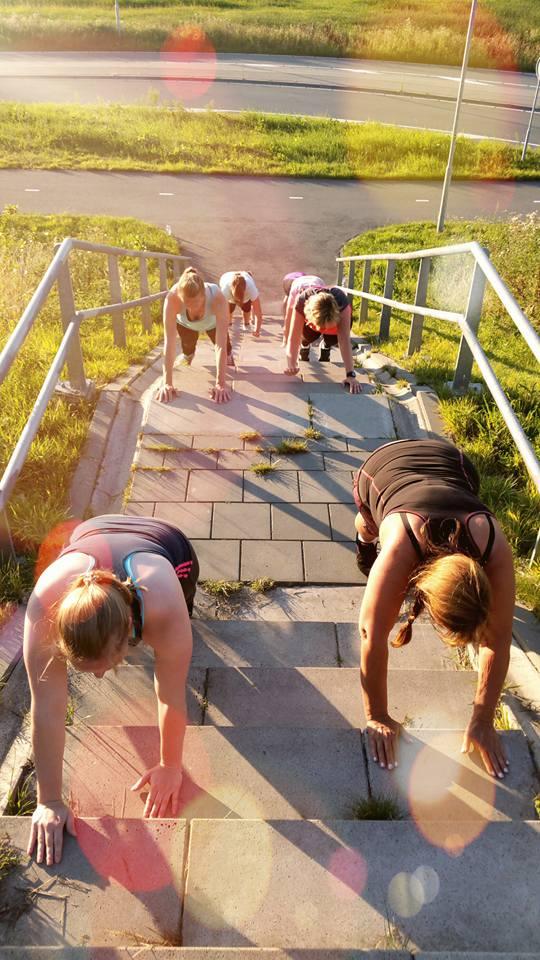 outdoor training rosmalen