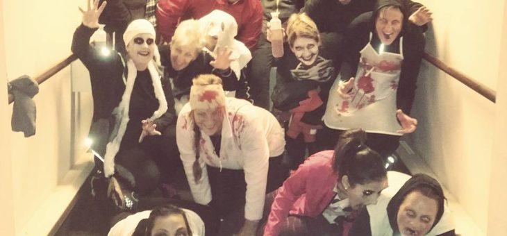 Zombie Halloween Bootcamp 31 okt '16