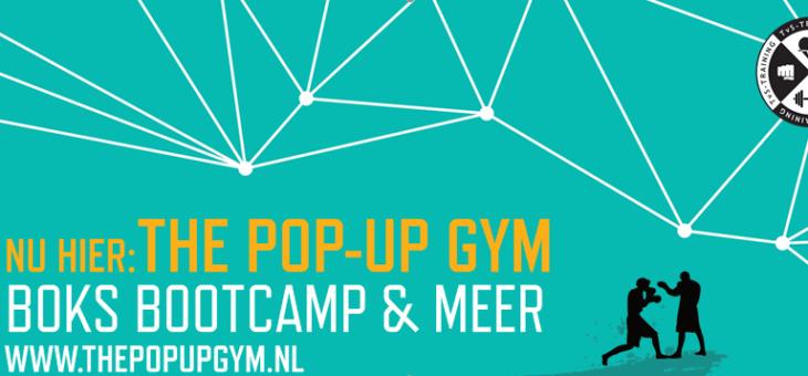 Pop-Up gym in Rosmalen: Trainen op een unieke locatie