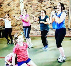 Boksen Vrouwen Rosmalen Fitness