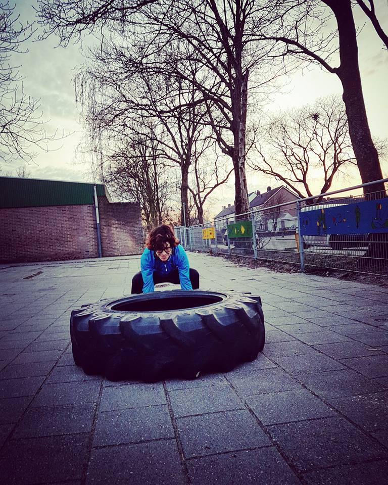 popup gym bootcamp crossfit rosmalen