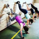 Functional training Bootcamp crossfit
