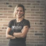 Tessa van Stenus Personal trainer boksen boxing dames boksen boxing mama's rosmalen den bosch kickboksen personal training