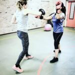 Dames boksen vrouwen boxing ladies boxing mama's