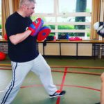 boxing mama sport zwanger zwangerfit