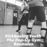 kickboksen jeugd youth kickboxing rosmalen den bosch