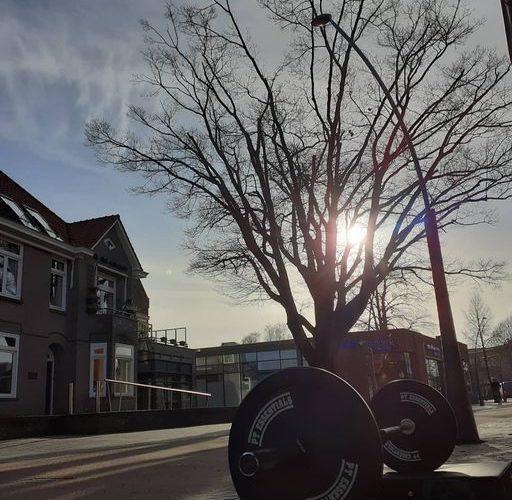 Drive in Gym Rosmalen buiten trainen